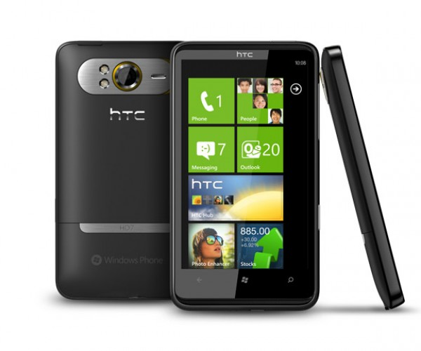 HTC HD7 (Windows Phone 7) Review