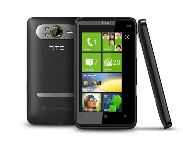 HTC HD7 2