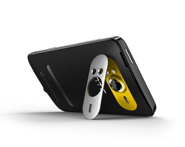 HTC HD7 4