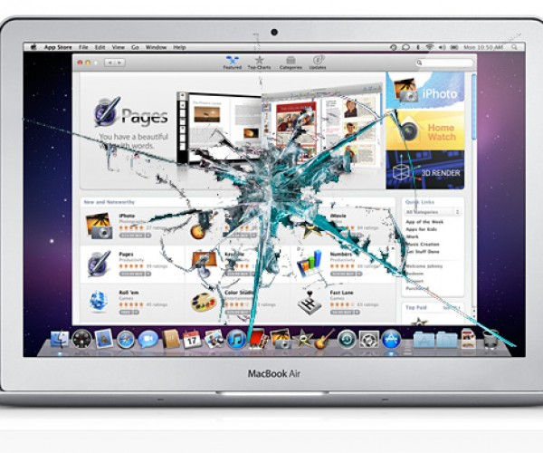Mac App Store Not Yet Released But Already Cracked?