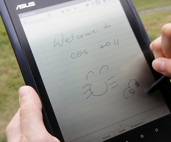 ASUS' EEE Pads to Quadruple-Team the Tablet Market