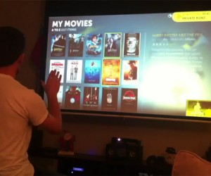 KinEmote Turns Kinect into Boxee Gesture Remote Control