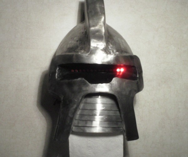 Cylon T.P. Dispenser: Bathroomstar Galactica