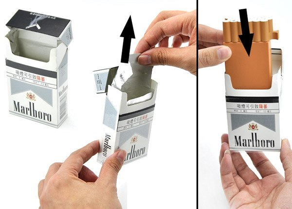 cigarette pack cell phone jammer 2