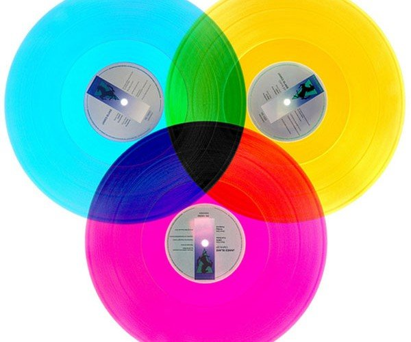 DJ Releases Sweet CMYK Records
