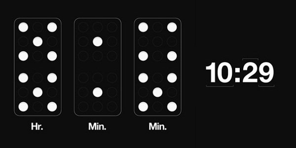 domino clock4