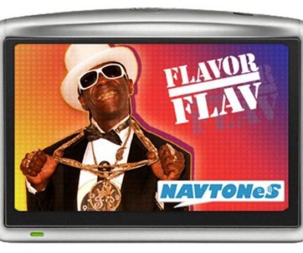 """Flavor Flav Lends His """"Yeah Boyee"""" to Navtones"""