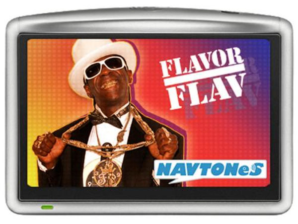Flavor Flav Lends His