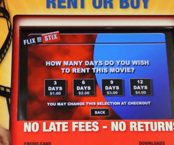Flix on Stix: Rent Moviez Using Flash Drivez or SD Cardz