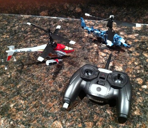 force rc copters 2