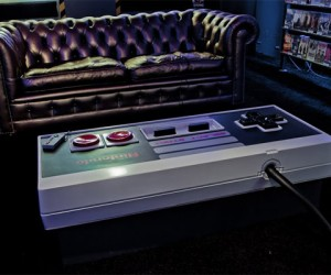 The Ultimate NES Controller Coffee Table