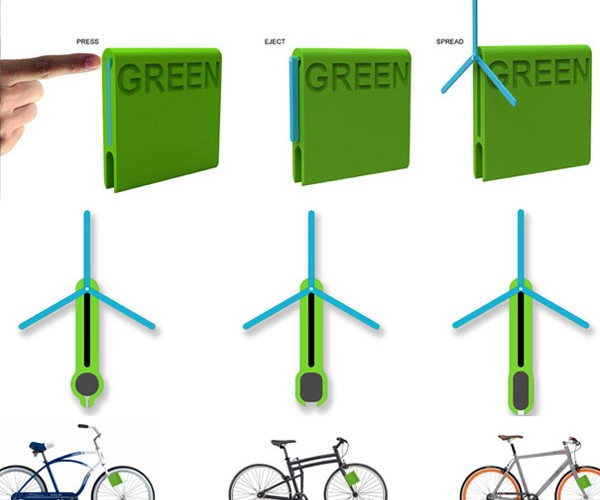 I-Green Bicycle Charger 2