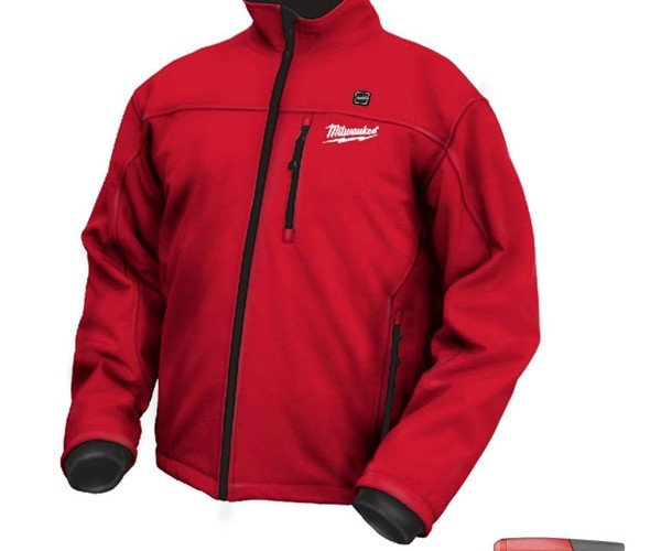 Milwaukee Tool Company Makes a Cool Heated Jacket