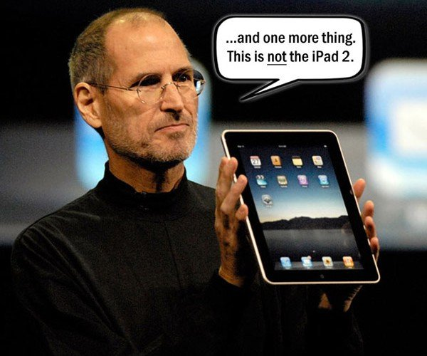 iPad 2 Specs, Speculation and Release Date Rumors