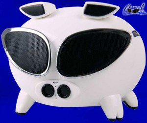 Speakal Cool iPig is Cooler Than You