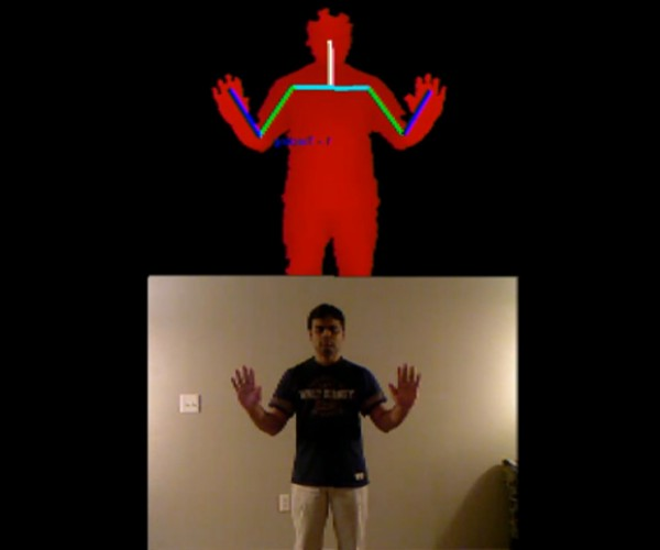 Kinect Hacked to Teach Sign Language: Sign Sign Revolution Anyone?