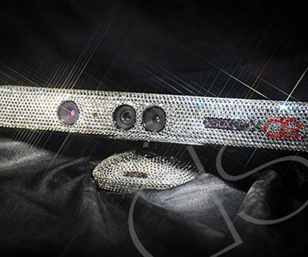 Crystal Kinect: You are the *Sparkly* Controller