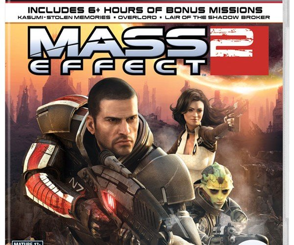 Mass Effect 2.1: PS3 Version of Mass Effect 2 Made Using Mass Effect 3 Engine