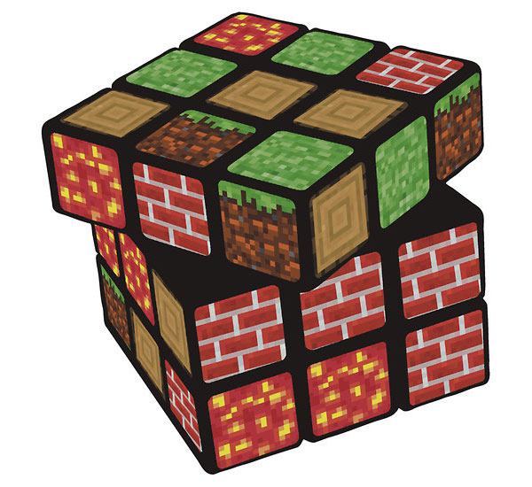 mine cube t-shirt 2