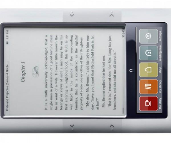 Nook eReaders are Barnes & Noble's Best Sellers Ever