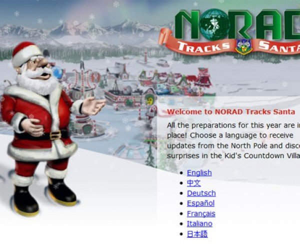 OnStar Tracks Santa with NORAD