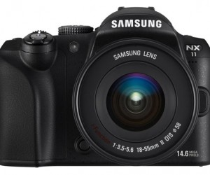 Samsung NX11 Digital Camera Goes Mirrorless