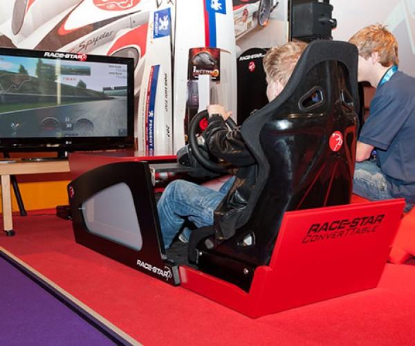 race star converttable 2