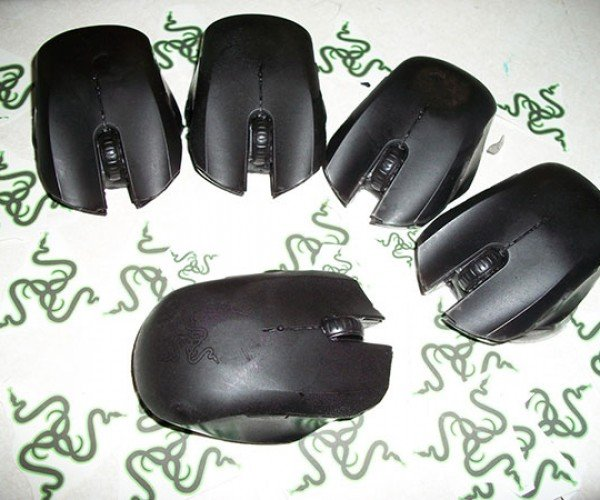 Frag Dirt With the Razer Orochi Mouse Soap