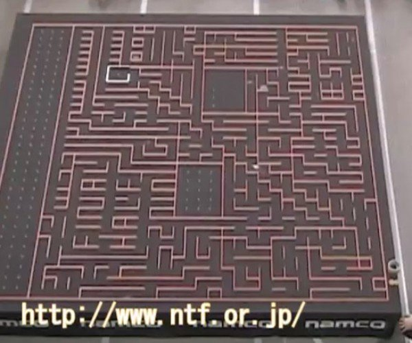 Robotic MicroMouse Finishes Maze in Under 6 Seconds