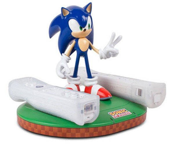 Sonic the Hedgehog Gets Wii Remote Charger, Gold Rings Not Included