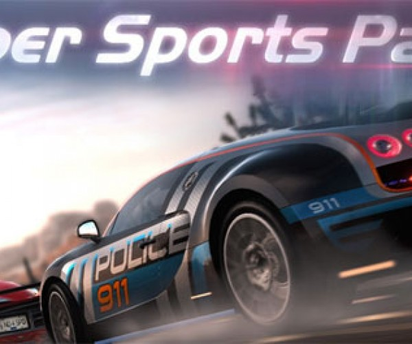 Ea Announces Need for Speed Hot Pursuit Super Sport Pack