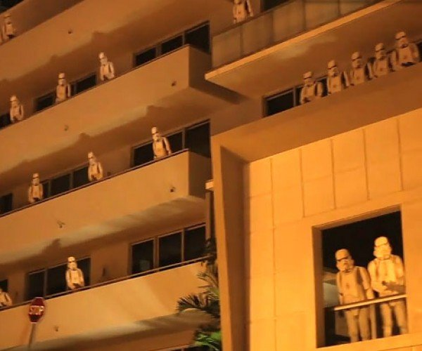Stormtroopers Invade South Beach
