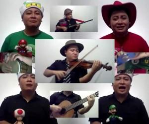 Super Mario Galaxy: One-Man Band Edition