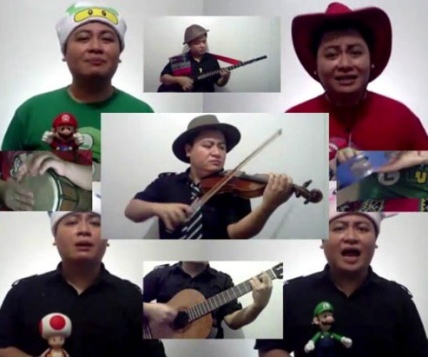 Super Mario Galaxy: One-Man Band Edition