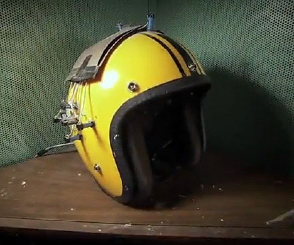 The God Helmet: Magnetic Field's a Hell of a Drug
