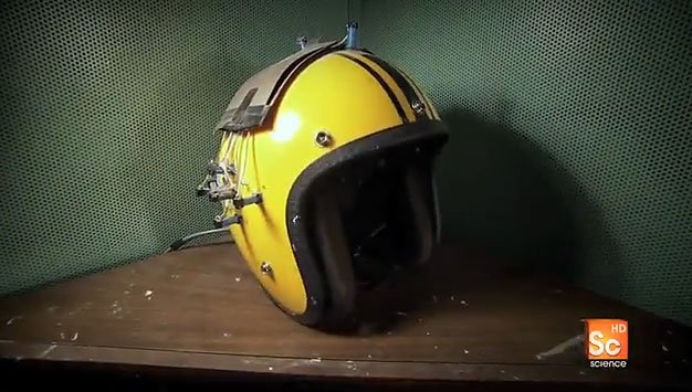 the god helmet