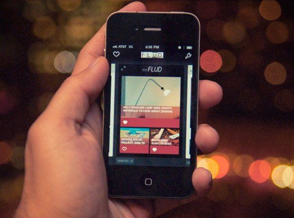 the_flud_iphone_news_reader