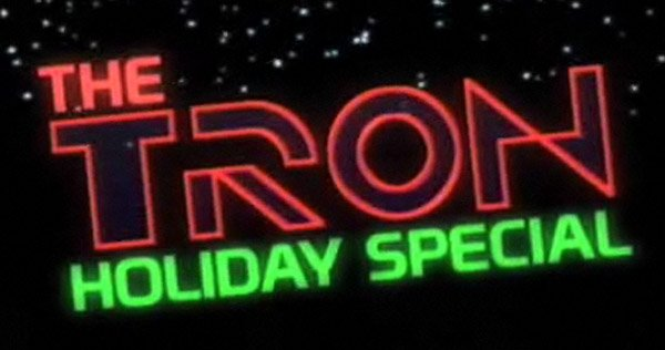 the tron holiday special