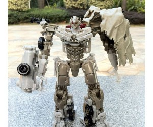 You'll Never Guess What Transformers 3 Megatron Turns Into