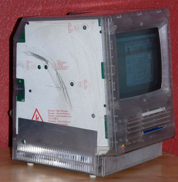 transparent macintosh se mac se 3