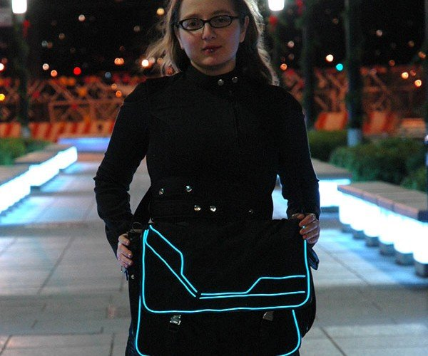 TRON Laptop Bag Requires Flynn-Level Skills