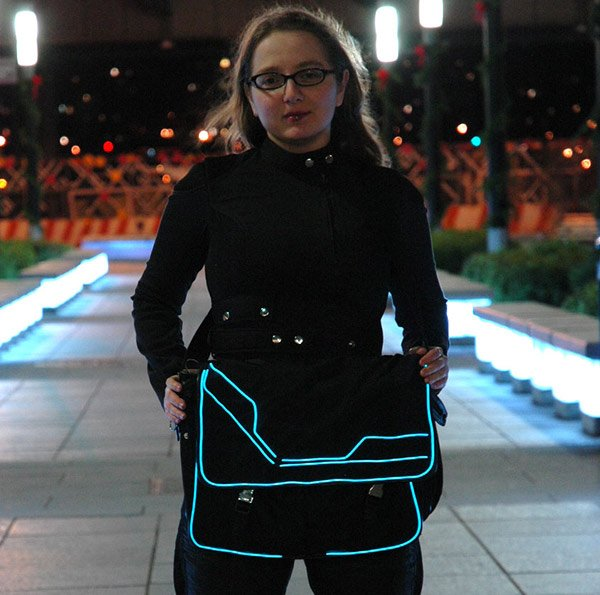 tron laptop bag