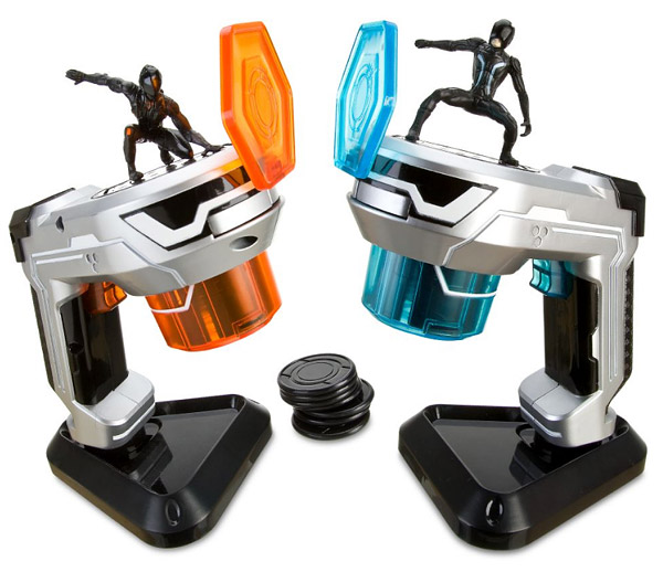 tron discs battle play set