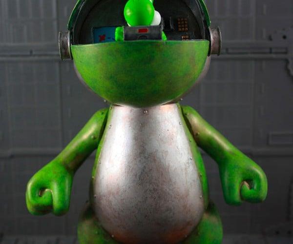 yoshi robot by kodykoala 2