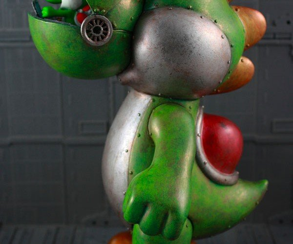 yoshi robot by kodykoala 3