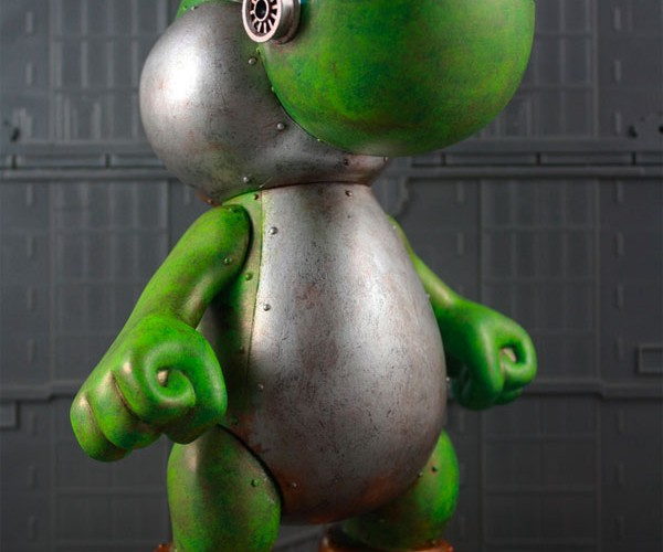 Yoshi Robot Deserves Its Own Video Game