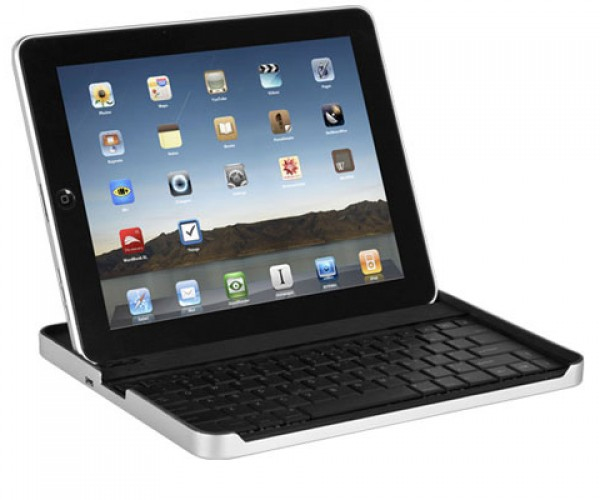 ZAGGmate iPad Case Adds a Keyboard