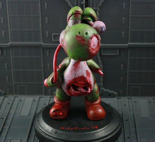 zombie yoshi