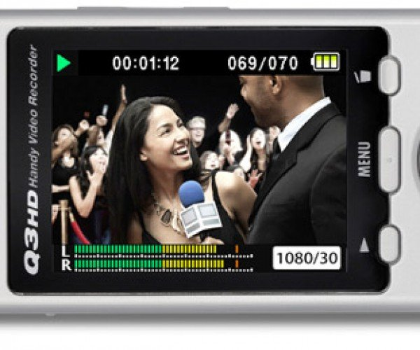Zoom Q3hd Video Recorder is Perfect for Concert Bootleggers