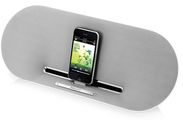 philips fidelio ipod iphone dock speaker